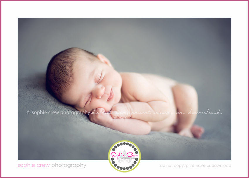 la jolla newborn girl photographer baby photography