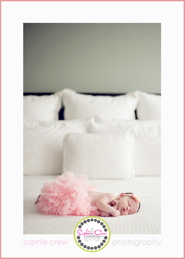 La Jolla Newborn Photographer Infant Baby