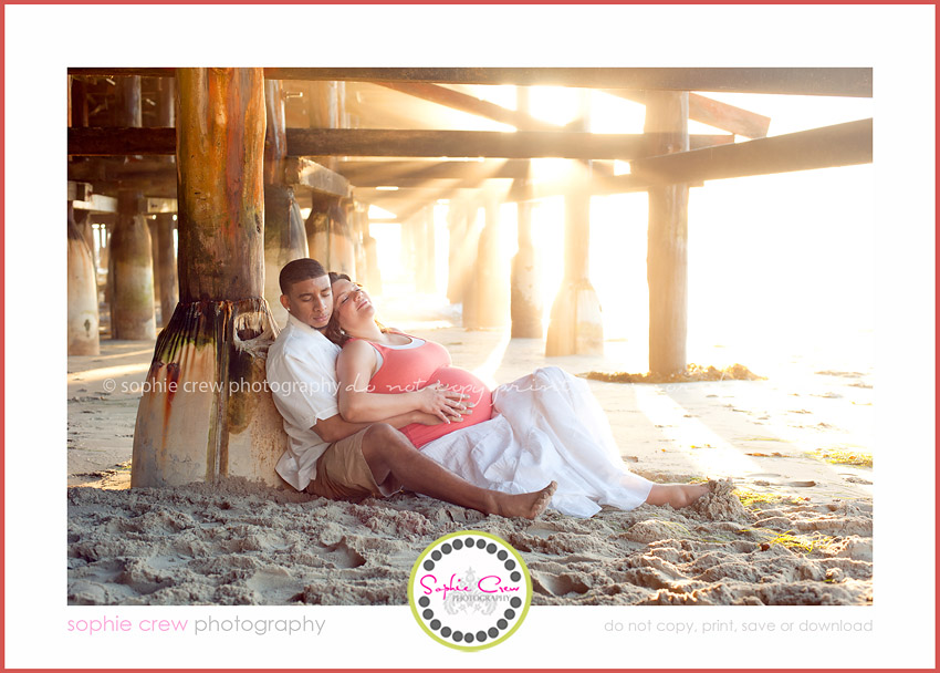 San Diego Maternity Pregnancy Photographer
