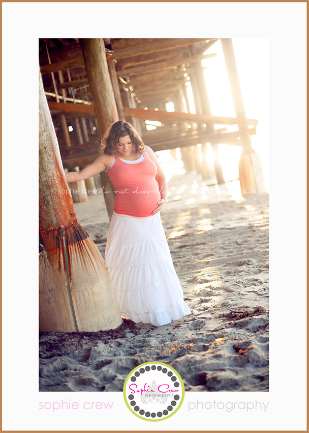 maternity pregnancy newborn photographer san diego boutique photography products beach