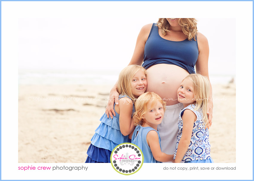 San Diego Beach Photographer Family
