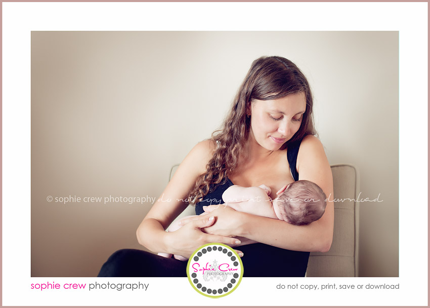 San Diego Newborn Photographer natural