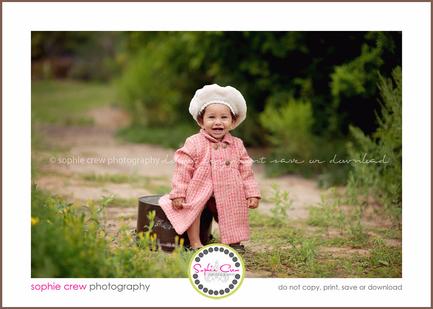 diego-baby-one-year-photo- Outdoor Family Portraits With One Child