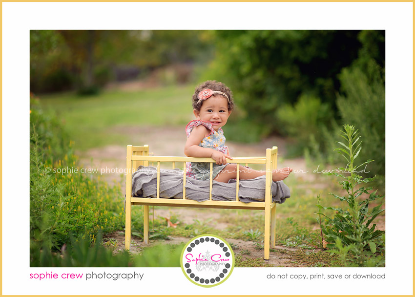 San diego first year birthday photographer