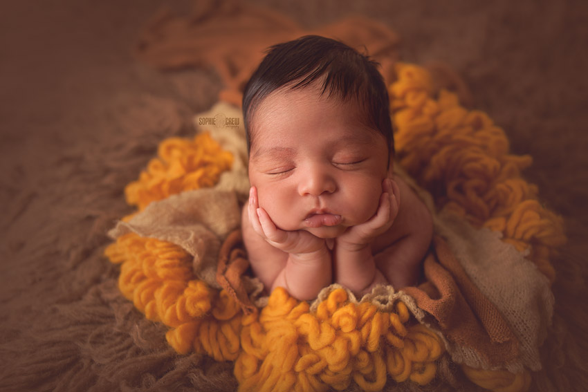 Sophie Crew Photography is one of San Diego's best newborn photographers