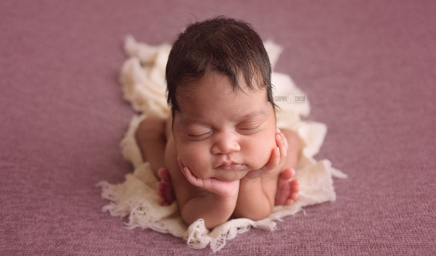 Affordable professional newborn photography