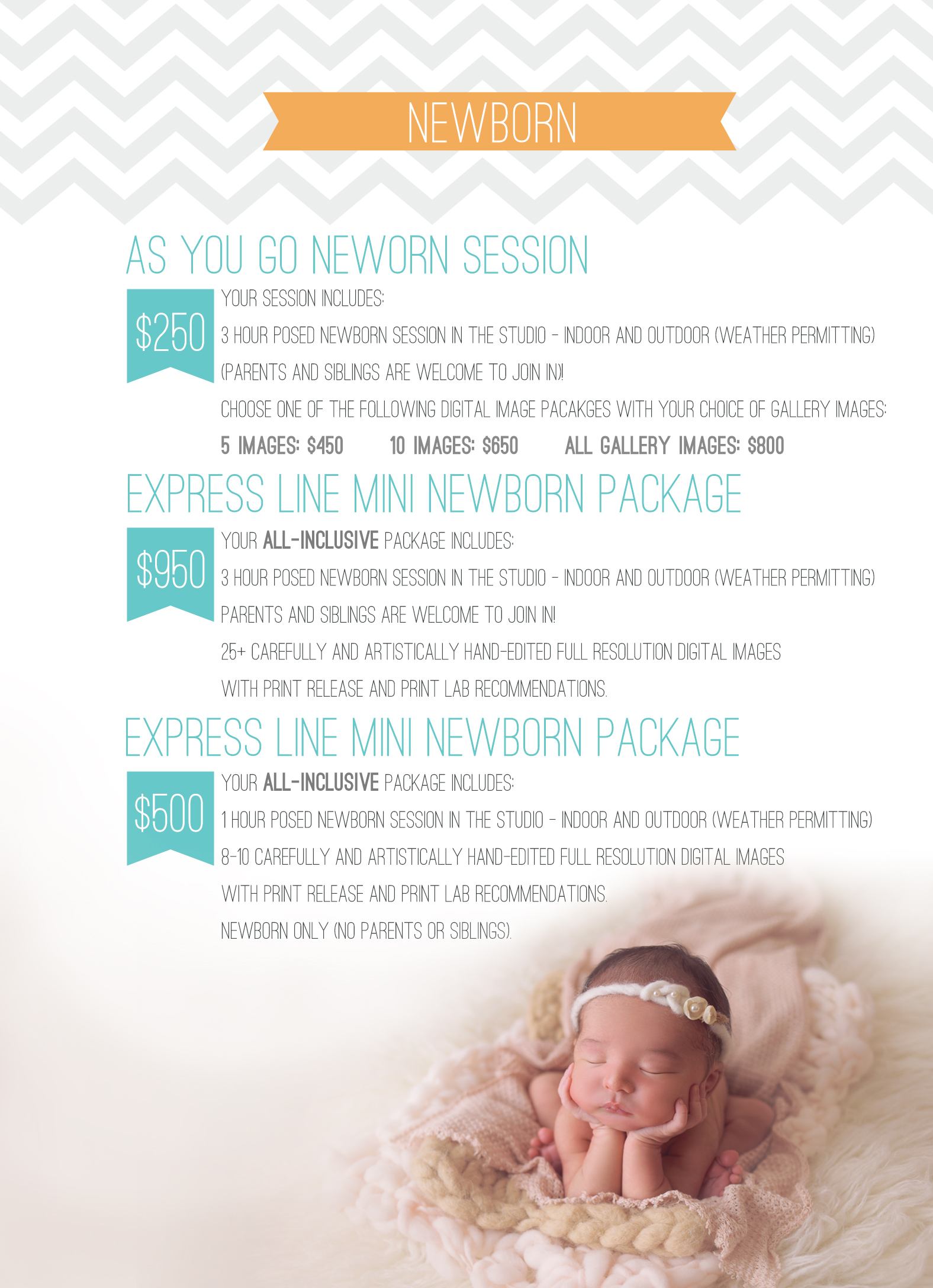 affordable newborn photography in San Diego, CA