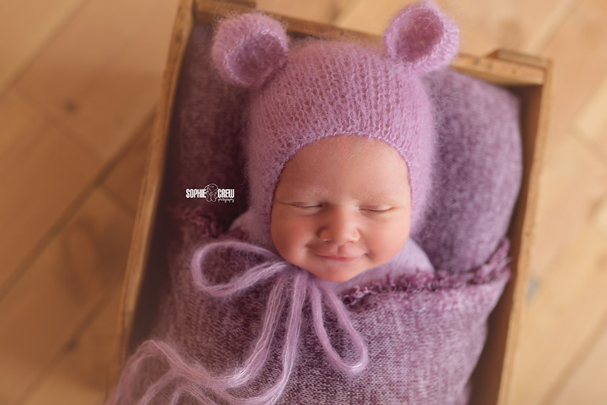 San Diego Portrait Photography for newborn