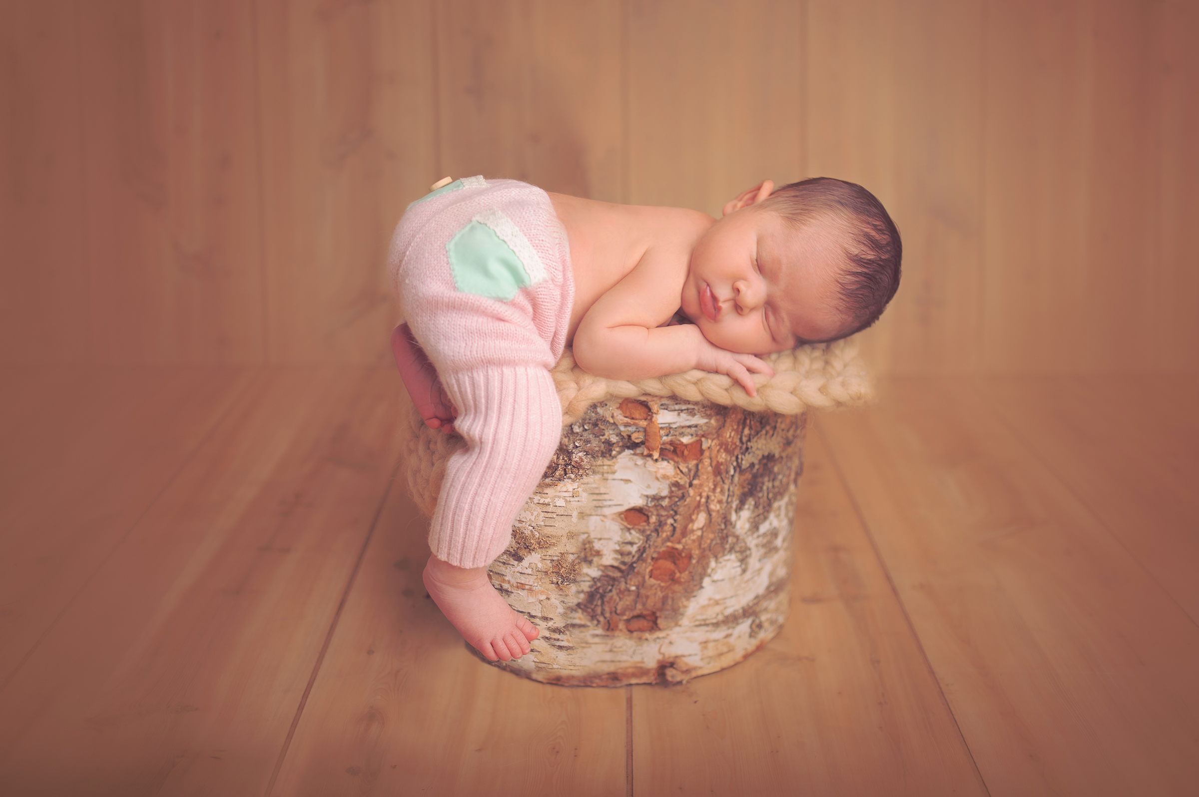 Southern California celebrity newborn photographer