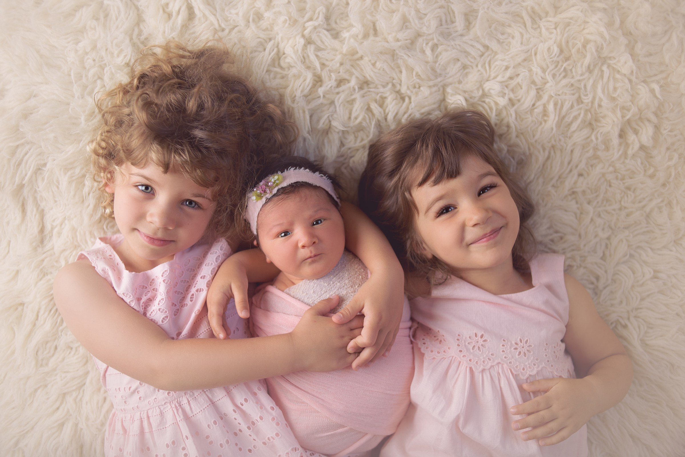 Family and newborn portrait photography studio in San Diego, CA