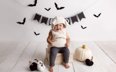 Halloween Studio Mini Sessions