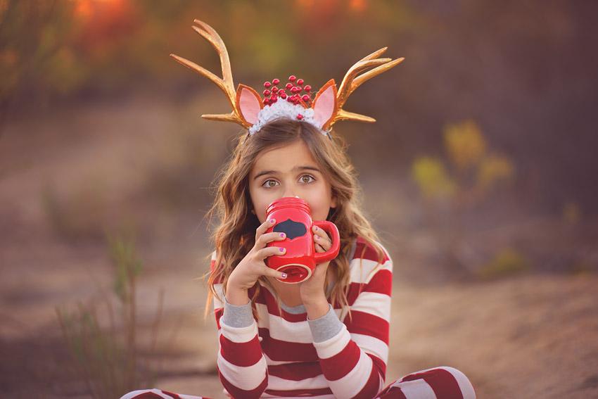 christmas photographer san diego