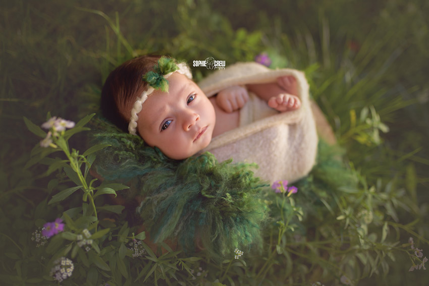 Photography for Older Newborn Babies