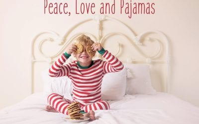 Peace, Love and Pajamas Studio Mini Sessions